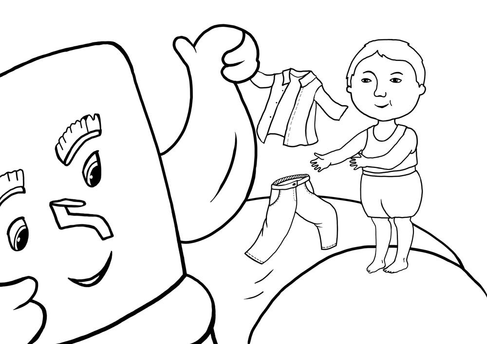 Картинки, картинки мойдодыра раскраска для детей